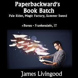 Paperbackward Story Bundle: Pale Rider, Magic Factory, and Summer Sword