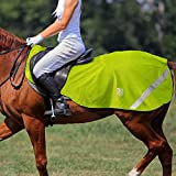 Harrison Howard Climax Exercise Sheet Quarter Competition rug Ride On Fleece Waterproof Hi-Vis Fluorescent