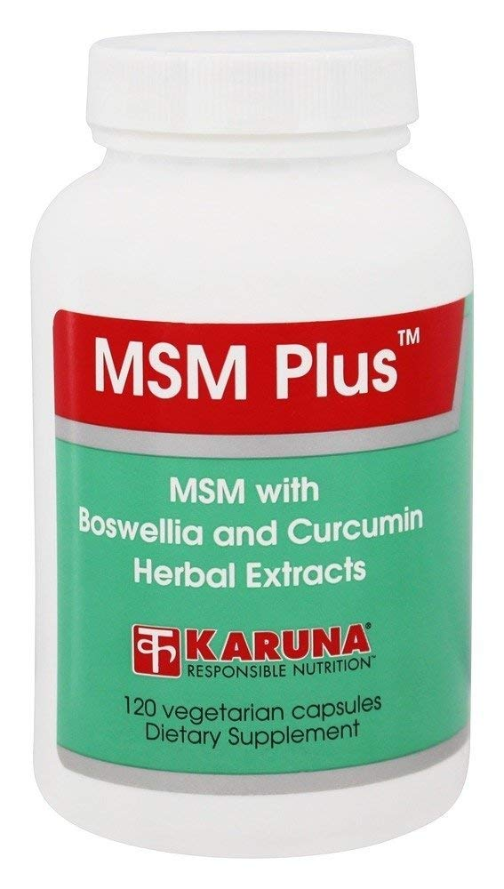 Karuna – MSM Plus 120 caps
