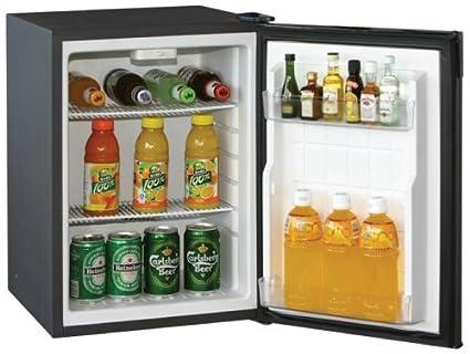 refrigerator amazon. caldura 40 litre silent mini fridge (black) refrigerator amazon