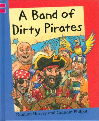 Download A Band of Dirty Pirates (Reading Corner) pdf