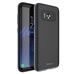 Amazon Galaxy S8 Case Rebex & IPAKY Slim Protective