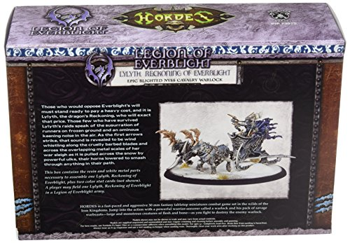 Privateer Press - Hordes - Legion: Lylyth Reckoning of Everblight Model Kit 4