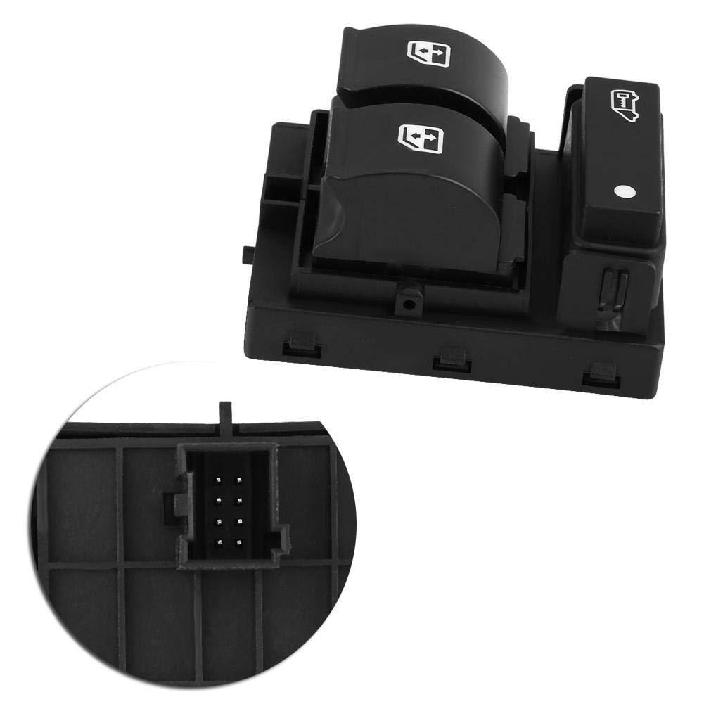 KSTE Interruptor de bot/ón de la ventana del coche el/éctrico de Citroen Relay Fiat Doblo Ducato Peugeot Boxer 735421419