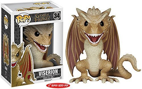 Funko POP Game of Thrones: Viserion 6
