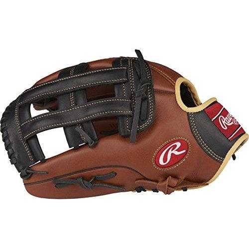 Rawlings Sandlot Series Leather Pro H Web Baseball Glove, 12-3/4'', Right Hand by Rawlings