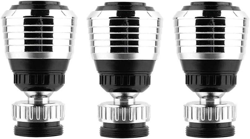 Boquilla de grifo giratoria 360 accesorios de cocina de alta calidad aireador de grifo que ahorra agua nuevo adaptador de filtro