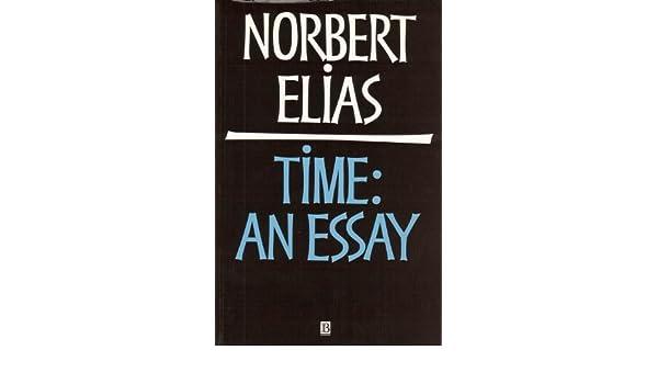 norbert elias time an essay