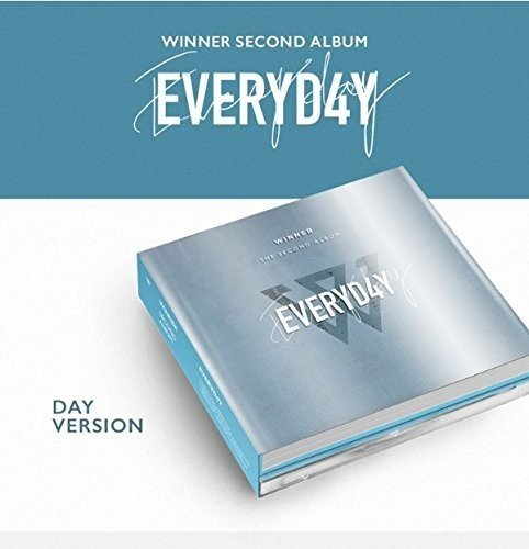 CD : Winner - Everyd4y (Asia - Import)