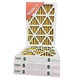 14x20x2 MERV 11 ( MPR 1000 ) AC Furnace 2'' Inch Air Filters - 4 Pack