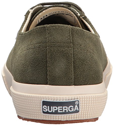 Superga Dames 2750 Sueu Fashion Sneaker Military