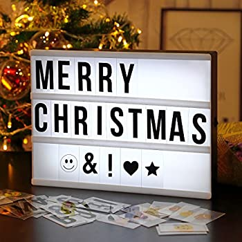 cinema light box super perfect diy led cinematic light up box with decorative 90 letters numbers symbols for festivalbirthdayanniversaryweddingmottoes