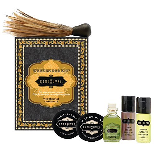 Kama Sutra Pleasure Balm - Kama Sutra Weekender Kit The Original by Kama Sutra