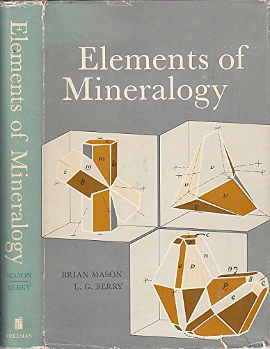 Elements of Mineralogy
