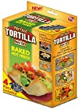 Perfect Tortilla Pan Set (6 Pack/24 Pieces)