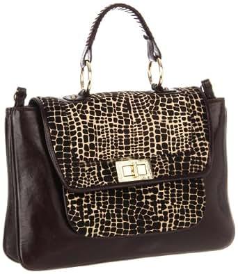 Rebecca Minkoff Covet H163I10C Shoulder Bag,Giraffe,One Size