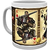 Fable Hero Cards Mug.