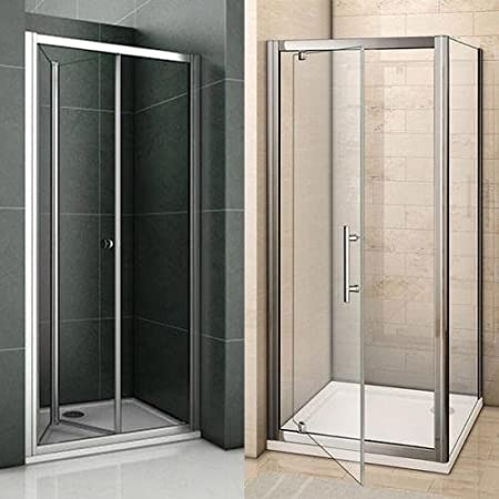 Stone Resin Tray Shower Square Rectangle Enclosure Cubicle Bath Room Free Waste