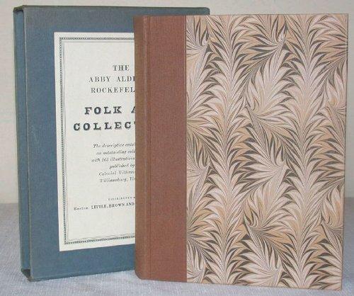 Tiber Collection - The Abby Aldrich Rockefeller Folk Art Collection. A descriptive catalogue.