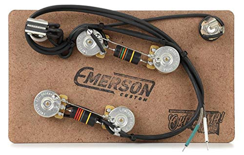 Emerson Custom Prewired Kit for Gibson ES-335 ()