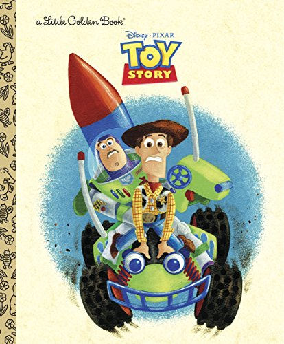 - Toy Story (Disney/Pixar Toy Story) (Little Golden Book)