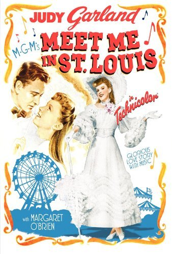 Meet Me in St. Louis POSTER Movie (27 x 40 Inches - 69cm x 102cm) (1944) (Style B) (June Lockhart Meet Me In St Louis)