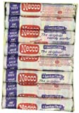 Necco Assorted Wafers Box of 24 - 2.02 oz rolls by