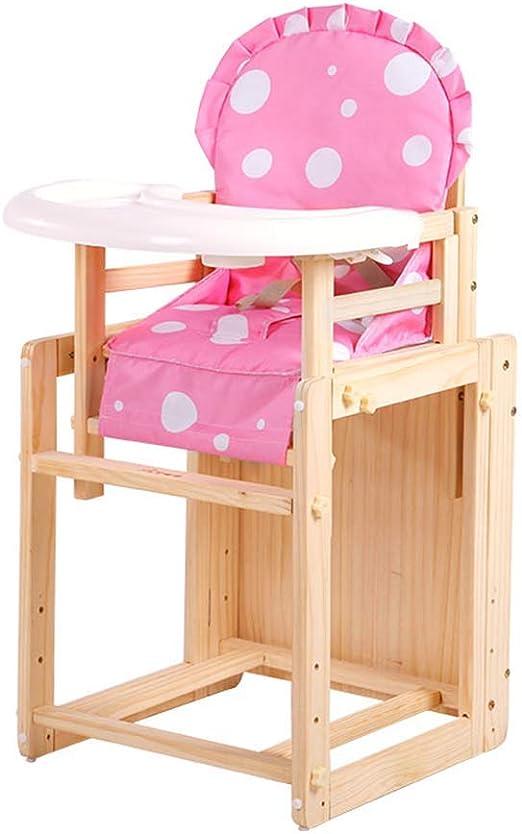YLCJ Silla de Comedor para bebés Mesa de Comedor para bebés Sillas ...