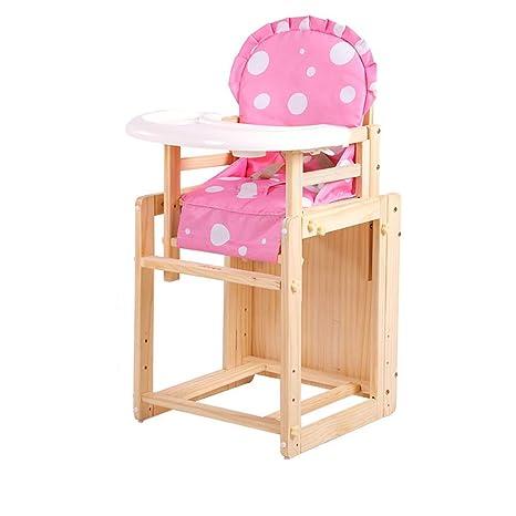 YLCJ Silla de Comedor para bebés Mesa de Comedor para bebés ...
