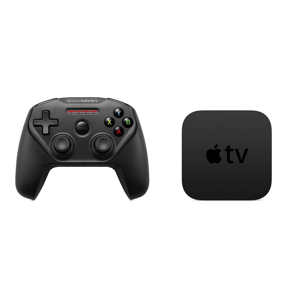 SteelSeries Nimbus Bluetooth Mobile Gaming Controller - IPhone, iPad, Apple TV - 40+ Hour Battery Life - Mfi Certified - Supports Fortnite Mobile by SteelSeries (Image #6)