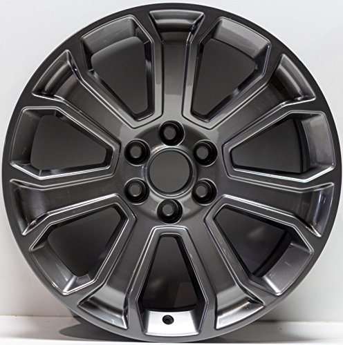 used 22 inch rims - 1