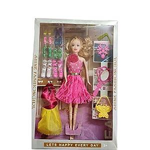Moreyaji Fashion Doll Set and...