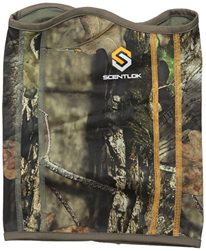 ScentLok Men's Savanna Lightweight Multi-Panelled Gaiter (One Size, Mossy Oak Country)