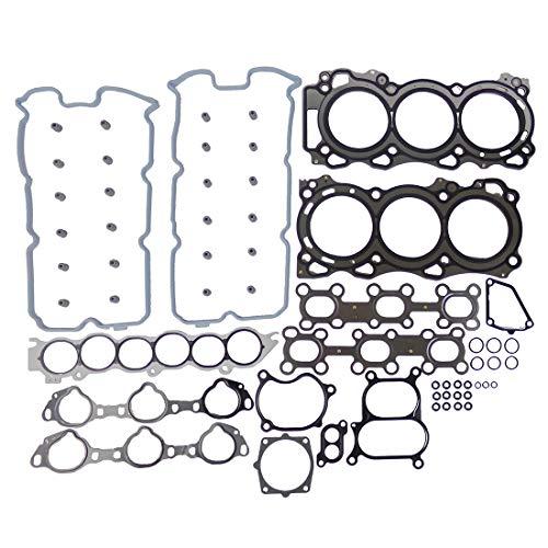 - DNJ HGS645 MLS Head Gasket Set for 2002-2009 / Infiniti, Nissan/Altima, I35, Maxima, Murano, Quest / 3.5L / DOHC / V6 / 24V / 3498cc / VQ35DE