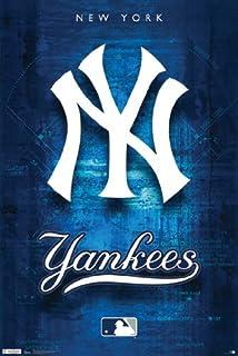 NY Yankees 24 X 36 Poster Print