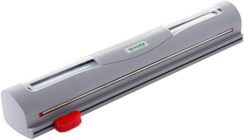 CLEAR STRONG Catering Cling Film Cutter Box  300mm x 300m  /& 300m x 400mm Food