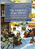 Comp Copy Making of the West Concise, Hunt, 0312455283