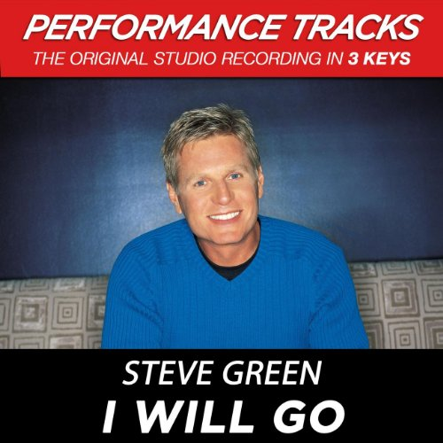 I Will Go (Performance Tracks)...