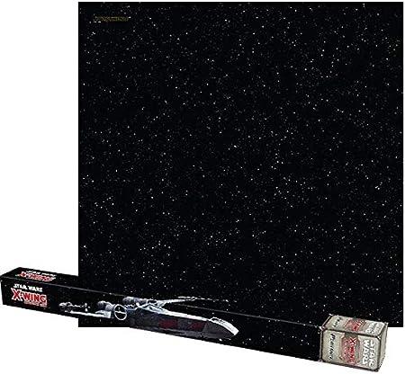 Red Nebula Spielmatte ideal Star Wars X-Wing Armada Playmat Gaming Mat