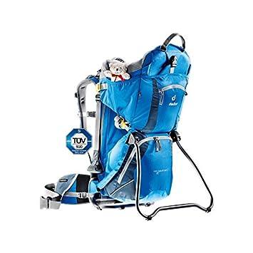 b14f2e05c3fd Deuter - Porte Bebe Kid Comfort II Unique - Bleu  Amazon.fr  Sports ...
