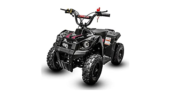 Amazon com: V-Fire Monster 40CC 4-Stroke Kids Four Wheeler