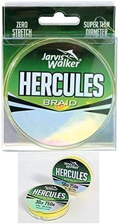 Jarvis Walker Hercules Braid 250m