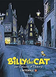 Billy the Cat - Intégrale 01 par Colman