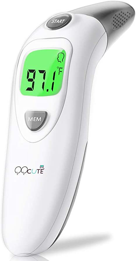 Brand New in Box FT-100A QQCute Digital Infrared Thermometer