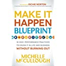 Make It Happen Blueprint: 18 High-Performance Practices to Crush it in Life and Business without Burning Out