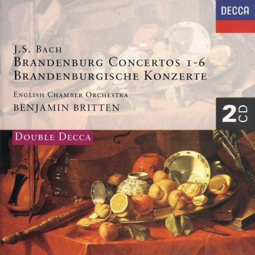 Bach - Brandenburg Concertos / Britten, ECO