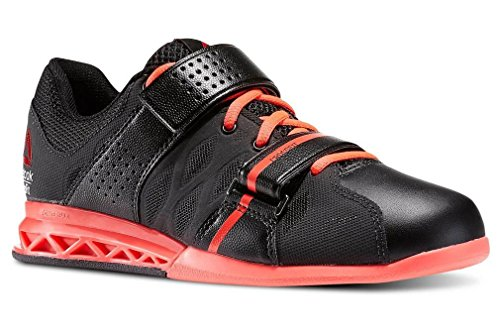 40 Preto Reebok Sapatos Crossfit Levantador Senhoras zq4w0T