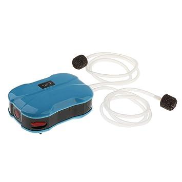perfk Bomba de Oxígeno USB Complimentos Pecera Adornos Decoración Ornamento Duradero: Amazon.es: Electrónica