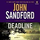 Deadline: Virgil Flowers, Book 8 Audiobook by John Sandford Narrated by Eric Conger