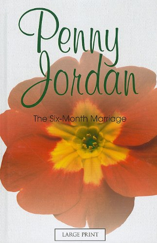 The Six-Month Marriage (Mills & Boon Historical Romance)